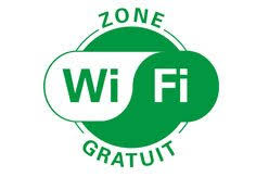 Zone Wifi Gratuit Avelanede camping Provence