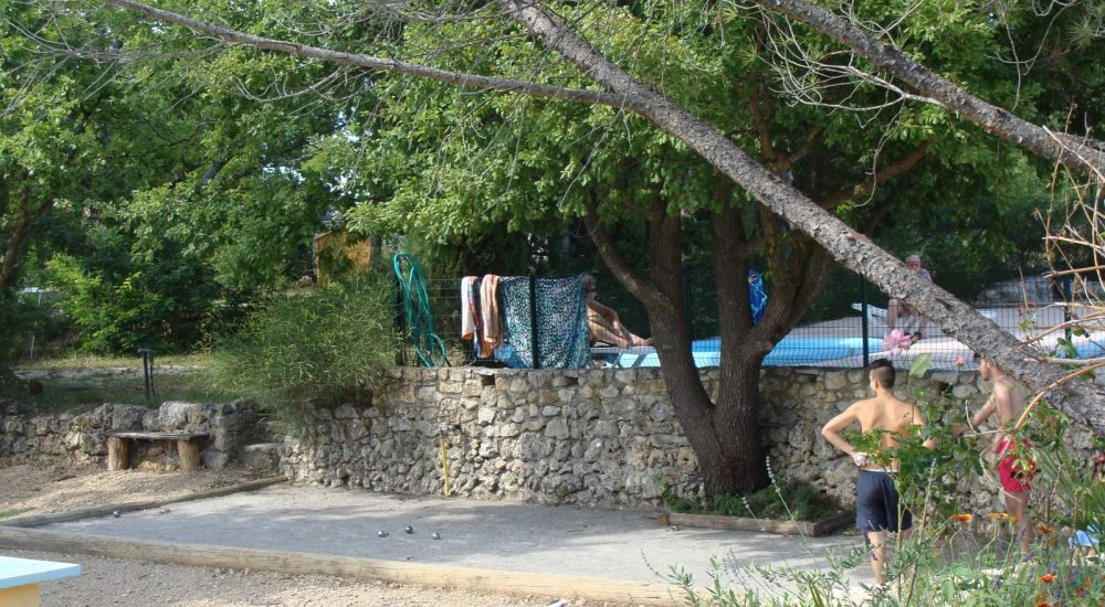 Activite camping avelanede verdon