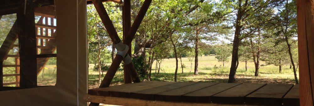 camping haut var verdon locatif cabane