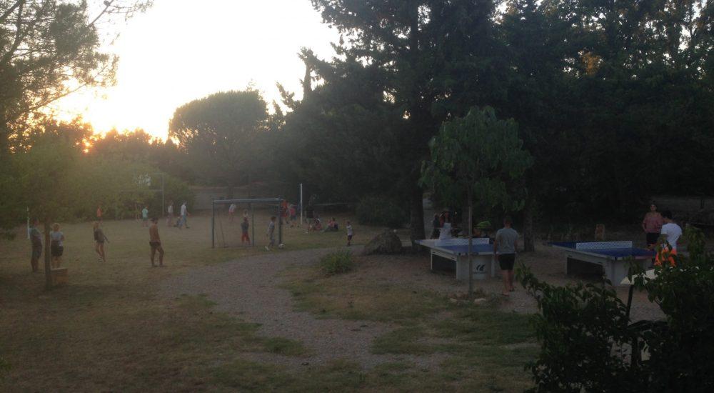 Dans le Verdon le camping l'Avelanède et ses activités